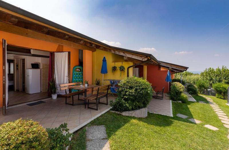 Vakantiepark Borgo Blu Poggio bij Lazise 1