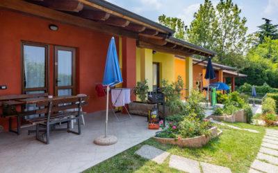 Vakantiepark Borgo Blu Poggio bij Lazise