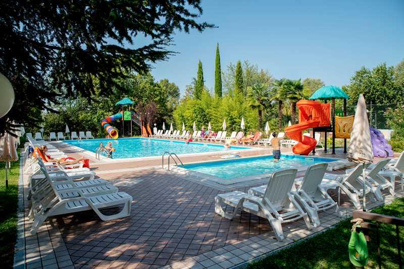 Vakantiepark Residence Il Gabbiano in Moniga del Garda 1