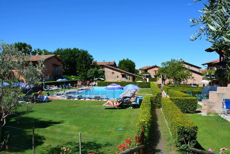Vakantiepark Residence Corte Casara bij Lazise 1