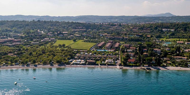 Vakantiepark Residence Onda Blu bij Manerba del Garda 1