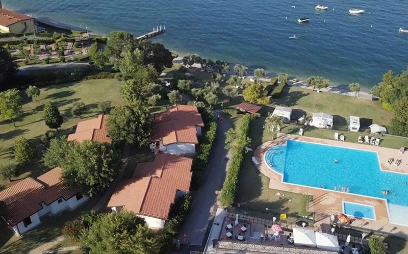 Vakantiepark San Giorgio Vacanze bij Manerba del Garda 1