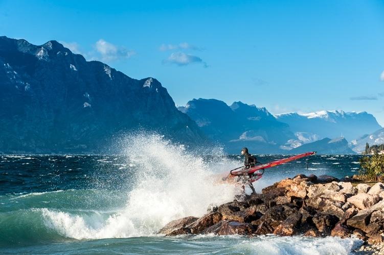 De winden aan het Gardameer 1