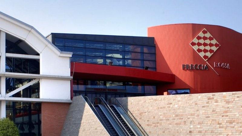 Winkelcentrum Freccia Rosso 2
