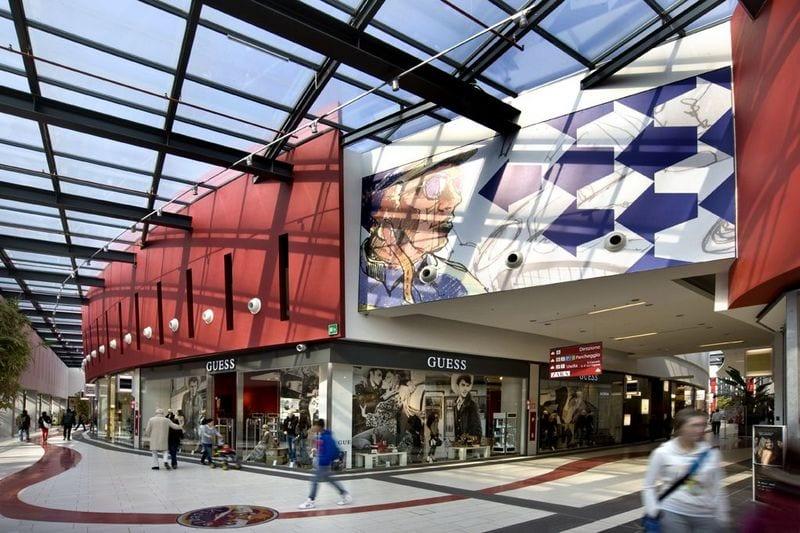 Winkelcentrum Freccia Rosso 1