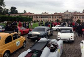 500 en Mille Miglia, beroemde rally voor oldtimers