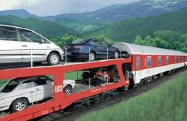 Reis naar het Gardameer met de AutoSlaap Trein