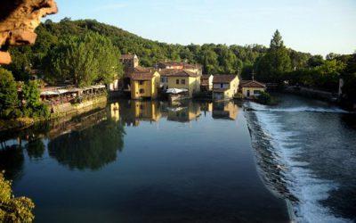 Borghetto sul Mincio, een van de mooiste dorpjes van Italië