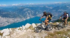 Korting op mountainbiken