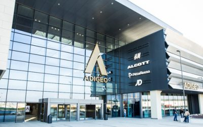 Adigeo – grootste winkelcentrum van Verona