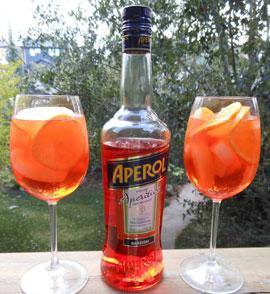 Aperol Spritz en andere drankjes