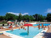 Campings bij Moniga del Garda