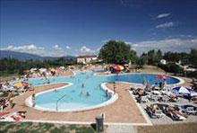 Campings bij San Felice del Benaco aan het Gardameer