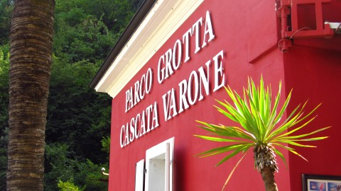 Parco Grotta Cascata Varone