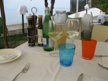 Restaurants in Peschiera del Garda