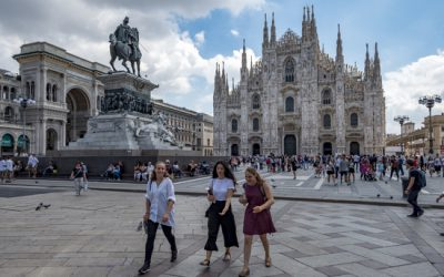 Milaan: shoppingmekka en designstad
