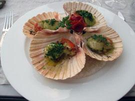 Lunchen aan het Gardameer