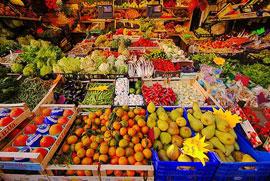 Markten in Bergamo