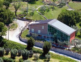 Museo della Rocca en bezoekerscentrum