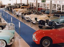 Museo Nicolis – een uit de hand gelopen hobby