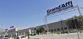 Winkelcentrum Grand'Affi