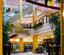 Winkelcentrum La Grande Mela