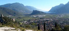 Arco, bergen en klimmen