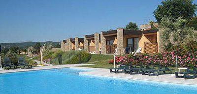 Vakantiepark Residence Villa Rosa bij Garda