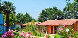 Vakantiepark Residence Il Gabbiano in Moniga del Garda
