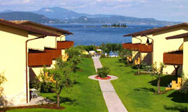 Vakantiepark Residence Onda Blu bij Manerba del Garda