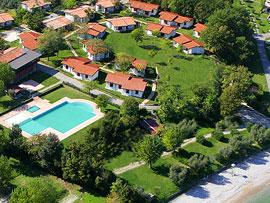 Vakantiepark San Giorgio Vacanze bij Manerba del Garda