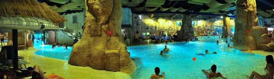 Sport Village Verona – tropisch zwembad en entertainment