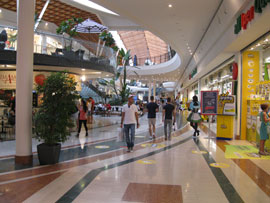 Winkelcentrum Il Leone