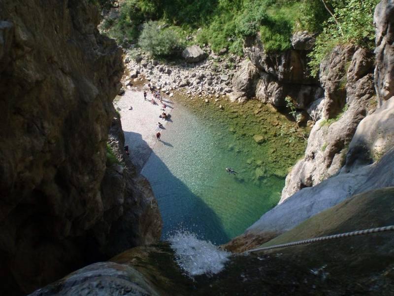 Ga mee met een canyoning-tour! 7