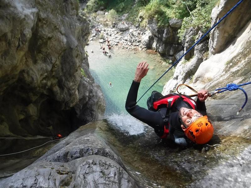 Ga mee met een canyoning-tour! 2