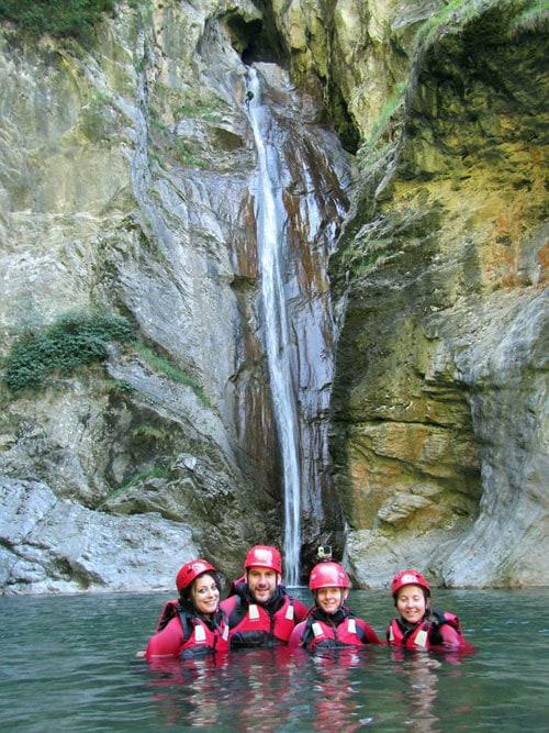 Korting op canyoning-tours 7