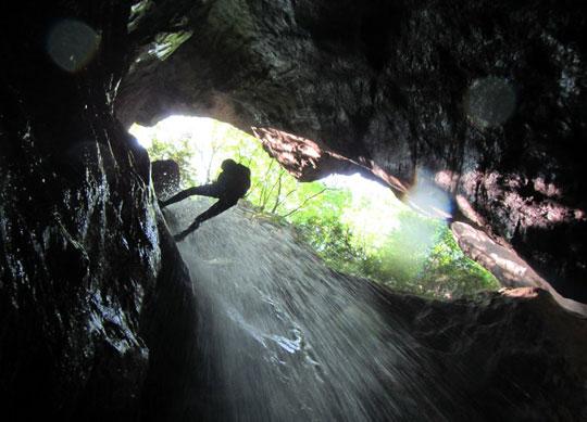 Korting op canyoning-tours 6