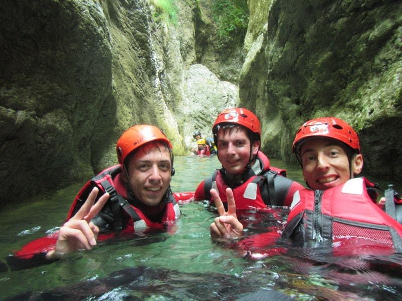 Ga mee met een canyoning-tour! 6