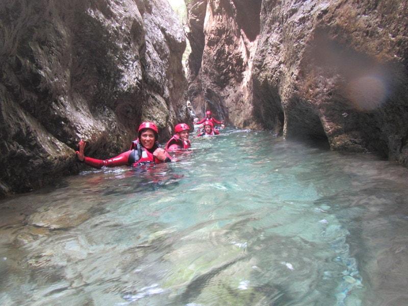 Ga mee met een canyoning-tour! 5