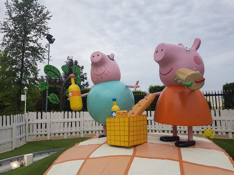 Peppa Pig Land 3