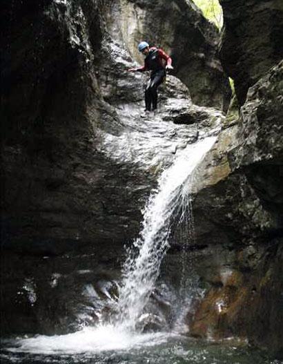 Korting op canyoning-tours 4