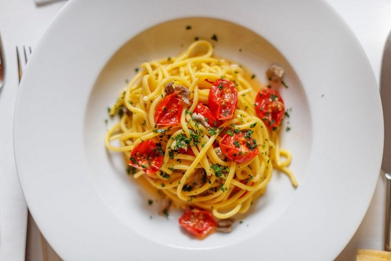Uit eten in Italië 1