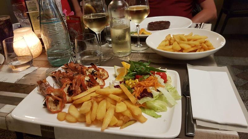 Uit eten in Italië 3