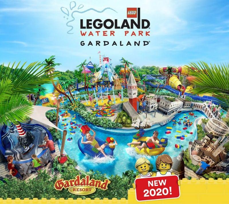 LEGOLAND Water Park in Gardaland 7