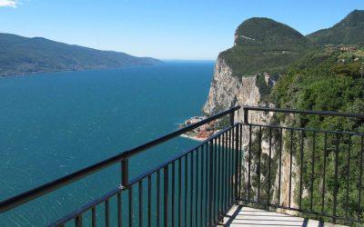 De mooiste uitzichten bij het Gardameer