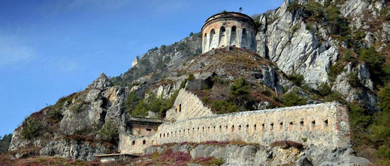 Rocca d'Anfo 2